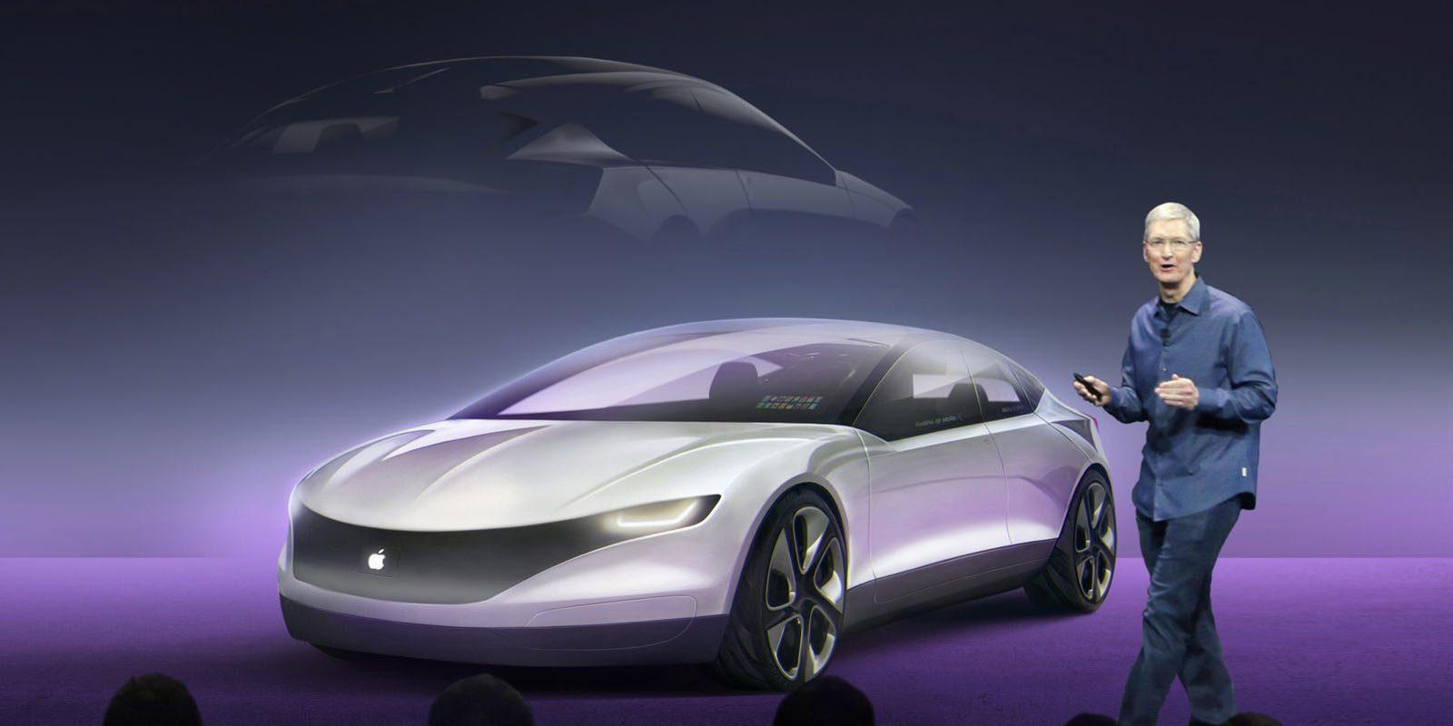 Apple hợp tác Hyundai tung mẫu beta xe điện vào năm 2022